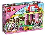 LEGO 10500 - Duplo Pferdestall