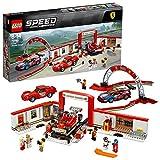 LEGO 75889 Speed Champions Ferrari Ultimative Garage (Vom Hersteller nicht mehr verkauft)