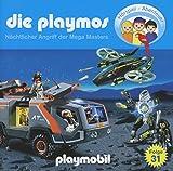 Die Playmos - Folge 31: Angriff Der Mega Masters (Das Original Playmobil Hörspiel)