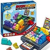 ThinkFun 76301 Rush Hour, Logik- und Strategiespiel, für Kinder und Erwachsene, Brettspiel ab 1 Spieler, ab 8 Jahren