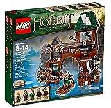 LEGO 79016 - The Hobbit Angriff auf Seestadt, Konstruktionsspielzeug