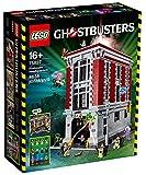 LEGO 75827 – Ghostbusters Feuerwehr-Hauptquartier