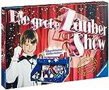 Ravensburger 21940 - Die große Zaubershow, Zauberkasten für Kinder ab 8 Jahren, spannende Zaubertricks mit Zauberbühne