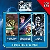 The Clone Wars - 3-CD Hörspielbox Vol.1
