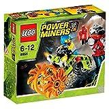 LEGO Power Miners 8956 - Schachtgräber