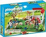 PLAYMOBIL Country 6147 SuperSet Koppel mit Pferdebox, ab 4 Jahren