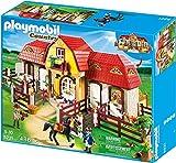 PLAYMOBIL Country 5221 Großer Reiterhof mit Paddocks, Ab 5 Jahren [Exklusiv bei Amazon]