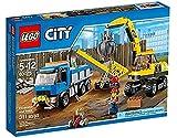 LEGO 60075 - City - Bagger und Transportwagen