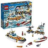 LEGO City 60167 - 'Küstenwachzentrum Konstruktionsspiel, bunt