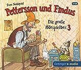 Pettersson und Findus. Die große Hörspielbox 3: Hörspiele, ca. 92 Min.