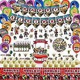 Wang Shin ROBLOX2 Thema Party Paar Geburtstag Lacuna Sandbox Kuchen Icon Roboter Sandkasten Spiel Party Dekorationen
