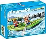 PLAYMOBIL Summer Fun 6892 Wildwasser-Rafting, Ab 4 Jahren