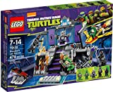 LEGO Teenage Mutant Ninja Turtles 6062129 - Rettung aus Shredders Versteck