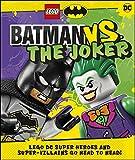 LEGO Batman Batman Vs. The Joker: with two LEGO minifigures! (English Edition)