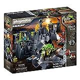 PLAYMOBIL Dino Rise 70623 Dino Rock, Mit Licht-, Sound- und Vibrationseffekt, Ab 5 Jahren