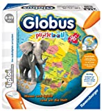 Ravensburger 00515 - tiptoi®: Interaktiver Globus puzzleball® (ohne Stift)