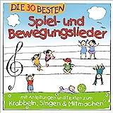 Die 30 besten Spiel- und Bewegungslieder - Kinderlieder und Babylieder
