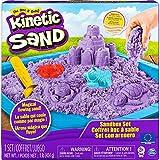 Kinetic Sand Sandbox Set mit 454 g Kinetic Sand, 3 Förmchen und 1 Schaufel, unterschiedliche Varianten