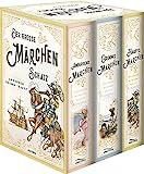 Der große Märchenschatz: Andersens Märchen - Grimms Märchen - Hauffs Märchen (3 Bände im Schuber): 3 Bände im Schuber