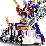 FAFAFA Geburtstagsgeschenk Verwandeln Sie Spielzeuge Roboter Peut Wechsler de Forme Modèle de Voiture Figuren D'Action Jouets Anime für Kleinkindergeburtstagsgeschenke für Kinder wünschen Ihnen Frohe