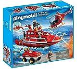 PLAYMOBIL City Action 9503 Feuerwehreinsatz, Ab 4 Jahren
