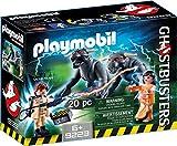 PLAYMOBIL Ghostbusters 9223 Venkman und Terror Dogs, ab 6 Jahren