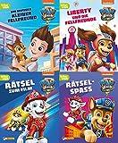 Nelson Mini-Bücher: 4er PAW Patrol - Der Kinofilm 1-4: Geschichten und Rätsel aus dem PAW-Patrol-Film im Mitnahmeformat (ab 3 Jahren)