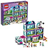 Lego Friends 41318 - 'Heartlake Krankenhaus Konstruktionsspiel, bunt