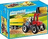 Playmobil Country 70131 Riesentraktor mit Anhänger, Ab 4 Jahren