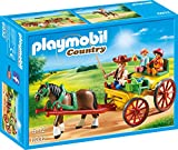 PLAYMOBIL Country 6932 Pferdekutsche, ab 4 Jahren