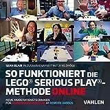 So funktioniert die Lego® Serious Play®-Methode online: Neue Moderationstechniken für gemeinsame Modelle im Remote-Modus