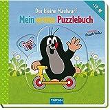 Trötsch Der kleine Maulwurf Mein erstes Puzzlebuch: Beschäftigungsbuch Spielbuch Puzzlebuch