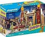 PLAYMOBIL SCOOBY-DOO! 70365 Abenteuer in Ägypten, Ab 5 Jahren
