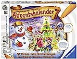tiptoi® Adventskalender: Komm mit ins Weihnachtsdorf!