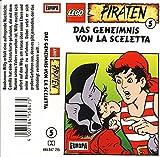 LEGO Piraten - 5 - Das Geheimnis von La Sceletta [Musikkassette]