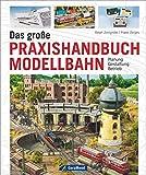 Standardwerk für Modellbahner: Das große Praxishandbuch Modellbahn. Planung –Gestaltung –Betrieb. Mit Profi-Know-How zur Modelleisenbahn, egal ob Gleissystem, Lokomotive, Elektrik oder Zubehör.