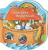 Dein kleiner Begleiter: Meine kleine Arche Noah: Pappbilderbuch für Kinder mit Guckloch
