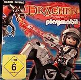 Playmobil Drachen Abenteuer - Die Jagd nach dem goldenen Schild + Die Legende vom Drachenland