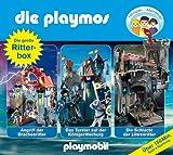 Die Playmos - Die große Ritter Box (Original Playmobil Hörspiele)
