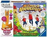 Ravensburger tiptoi 00044 active Set Mitmach-Abenteuer, Kinderspiel ab 3 Jahren, Bewegungsspiel mit Geschichten, schönen Liedern und lustigen Reimen