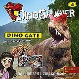 Der große Sturm. Das Hörspiel zum Comic: Dino Gate 4