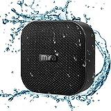 TESTSIEGER MIFA A1 Bluetooth Mini Lautsprecher Klein Musikbox Duschen Soundbox mit Umhängeband TWS & DSP wasserfest und staubdicht 15 Stunden Spielzeit unterstützt SD-Karte universal kompatibel