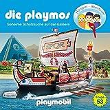 Die Playmos - Folge 53: Geheime Schatzsuche auf der Galeere (Das Original Playmobil Hörspiel)