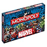 Marvel Monopoly Brettspiel