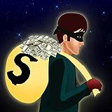 Alarmanlage Bank Dieb: das Geld sammeln verrückte Räuber - Gratis-Edition
