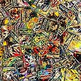 PoKéMoN 50 Karten - 1 GX oder EX GARANTIERT - Deutsch - Boosterfrisch - WRD Trading Cards