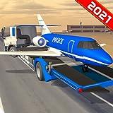 Polizei Flugzeug LKW Transport Simulator